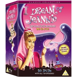 I Dream Of Jeannie The Complete Seasons One To Five (DVD)