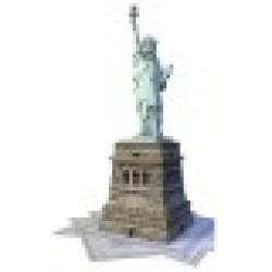 3D Puzzle New York Statue of Freedom