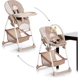 Hauck Sit'n Relax Highchair Giraffe