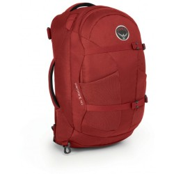 Osprey Farpoint 40 Travel backpack size 38 l S M red