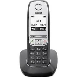 Gigaset A415 Cordless analogue Hands free Black