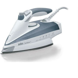 Braun TexStyle 7 Steam Iron TS785 STP Grey (200V 240V)
