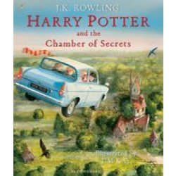 Harry Potter Illustrated Editions Harry Potter and the Chamber of Secrets (Illustrated Edition)