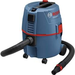 Bosch Professional GAS 20 L 060197B000 Wet dry vacuum cleaner 1200 W 7.50 l Semi automatic filter cleaning Class L certificate